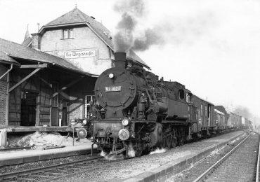Kulturweg Eisen Bahnhof Aue-Wingeshausen