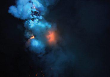 Kulturweg Eisen Vulkangestein Pazifik 200 km westlich von Samoa unterseeische Vulkan West Mata